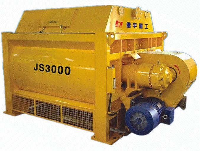 Бктоносмесилеь JS500
